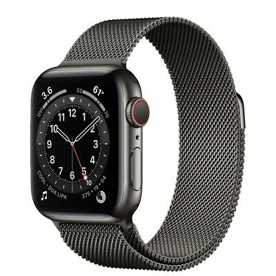 $ CDN725.01 • Buy Apple Watch Series 5 40mm Case With Milanese Loop - Stainless Steel (GPS +...