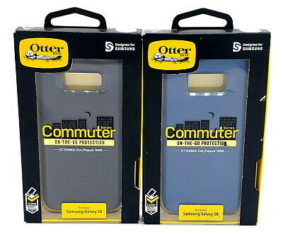 $ CDN16.66 • Buy New Dual-Layer Case By Otterbox Commuter For 5.8  Samsung Galaxy S8 Colors
