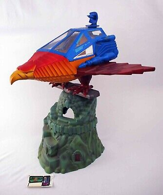 $175 • Buy MOTUC, Point Dread & Talon Fighter, Masters Of The Universe Classics, Complete