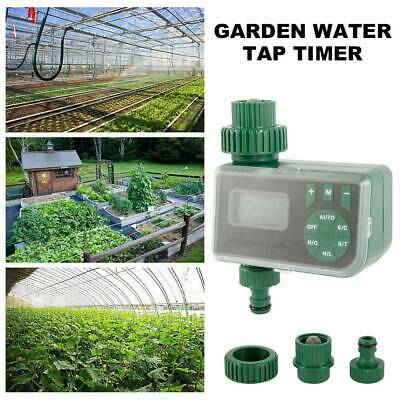 Automatic Electronic Water Watering Timer Irrigation Hose Garden Plant System • 20.79£