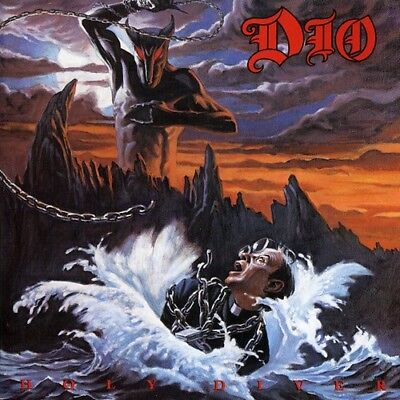 Dio Holy Diver CD NEW  • 8.77£