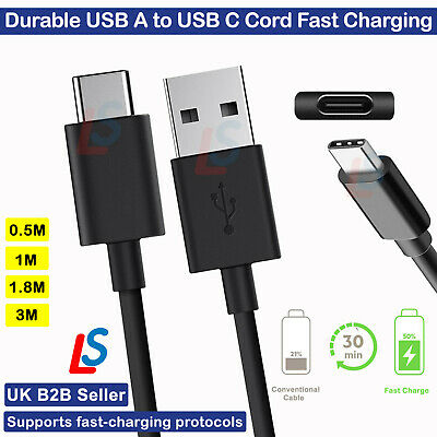 $ CDN6.16 • Buy For GoPro Hero 6 7 8 Go Pro Type-C USB C Charging Data Sync Charger Cable Lead