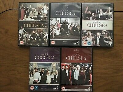 Made In Chelsea Dvd Box Sets Series 1,2,3,4 & 5. • 12£