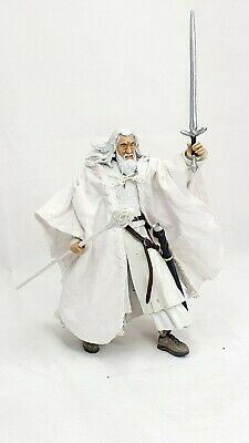 Lord Of The Rings Gandalf The White Action Figures,Toybiz Completely • 16£