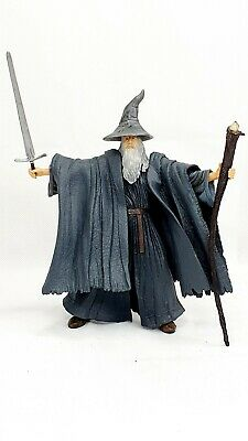 Lord Of The Rings Gandalf The Grey Action Figures,Toybiz Completely • 13£
