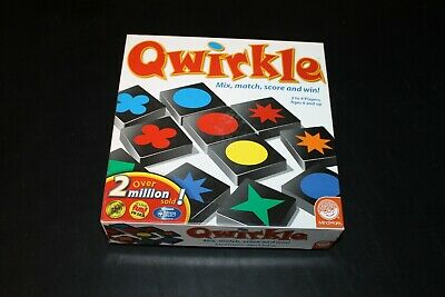 $ CDN12.66 • Buy MindWare Qwirkle Board Game