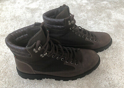 Men's Gucci Boots, Brown, Size 10 • 200£