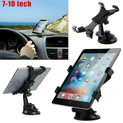 Universal 360° Windscreen Car Suction Mount Holder For 7  To 10.5  Tablet & IPad • 7.99£
