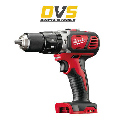 £84.95 • Buy Milwaukee M18BPD-0 18V Li-ion Cordless Compact Combi Percussion Drill Body Only