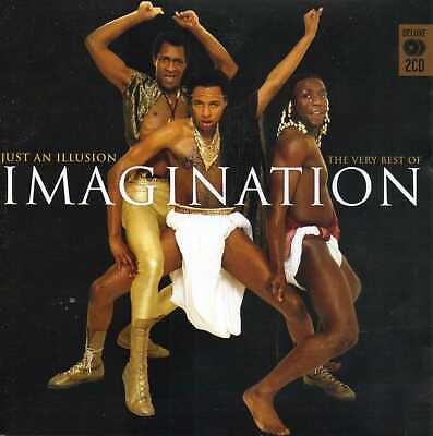 Imagination : Just An Illusion - The Best Of (2006) 2 X CD Album • 7.99£