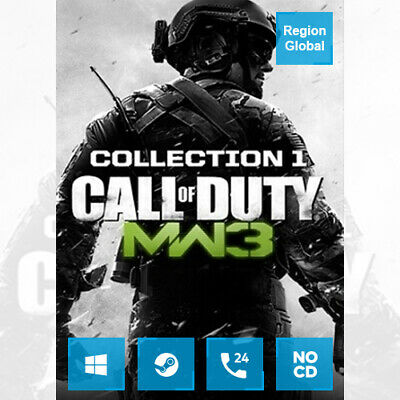 Call Of Duty Modern Warfare 3 Collection 1 DLC For PC Game Steam Key Region Free • 5.23£