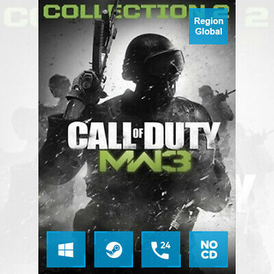 Call Of Duty Modern Warfare 3 Collection 2 DLC For PC Game Steam Key Region Free • 5.23£