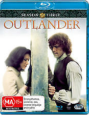 AU26 • Buy Outlander : Season 3 (Blu-ray, 2018, 5-Disc Set) Free Post