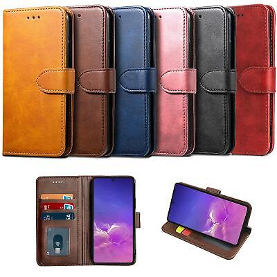 For Samsung Galaxy Note 10 Lite Case Leather Wallet Protection  HeavyDuty • 3.95£