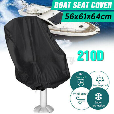 $ CDN17.14 • Buy Waterproof Boat Marine Folding Seat Cover Lift Rotate Chair Anti-UV  .-