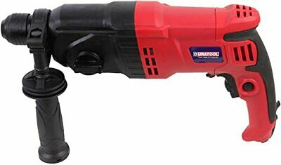 Duratool 900W Rotary Hammer Drill SDS Plus 3 Function Chisel Metal Wood Concrete • 64.99£