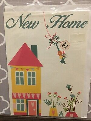 New Home Card . High Quality. Brand New In Packaging. • 0.99£
