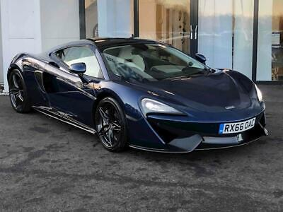 Mclaren 570S Coupe 570S Coupe S-A Sports 3.8 Semi  • 89,779£