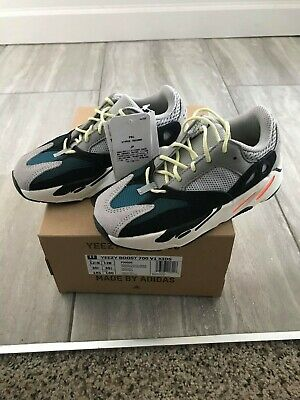 $ CDN369.99 • Buy Yeezy 700 Wave Runner Size 12.5 KIDS (Youth) Brand New 100% Authentic