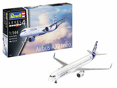 Revell 1/144 Airbus A321neo # 04952 • 24.19£