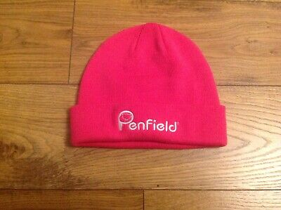 Penfield Beanie In Pink - New • 14.99£