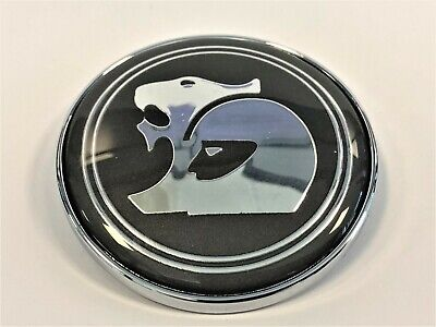 AU49.95 • Buy Hsv Vr - Vs Lion Helmet Badge Gm Hsv