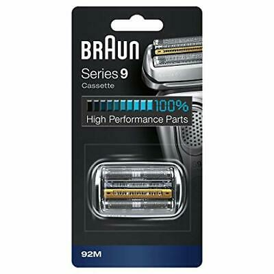 AU103.75 • Buy Braun 92m Series 9 Electric Shaver Head Cassette Replacement Part - Silver/Gold