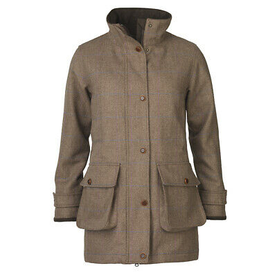 Ladies Laksen Ness Tweed Coat - All Sizes - New  • 629£