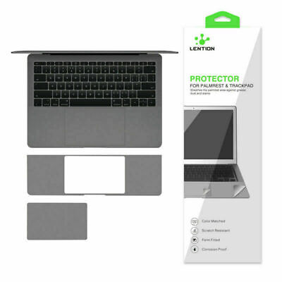 $9.59 • Buy LENTION Trackpad TouchPad Palm Rest Skin Cover For 2020 MacBook Pro 13 A2289 M1