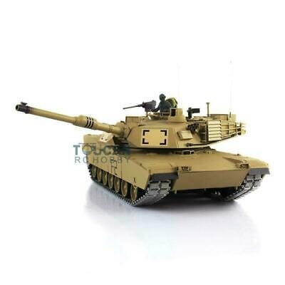 $294.41 • Buy US Stock Henglong 1/16 6.0 Infrared Metal Ver M1A2 Abrams Upgraded RC Tank 3918
