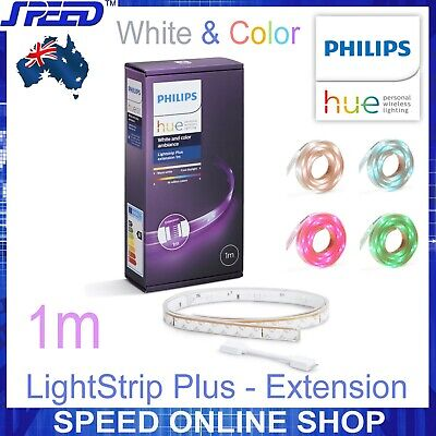 AU79 • Buy PHILIPS Hue White And Color Ambiance Lightstrip Plus - Extension - 1M (1 Meter)