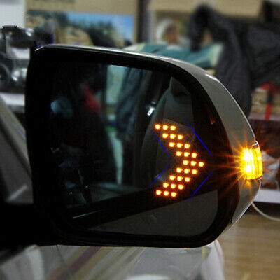 $ CDN6.33 • Buy 2pcs Auto Car Side Rear View Mirror 14SMD LED Lamp Turn Signal Light Accessories