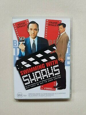 AU4.75 • Buy Swimming With Sharks DVD Kevin Spacey