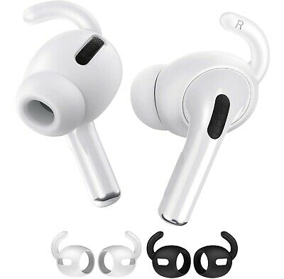 $ CDN9.69 • Buy 2 Pairs AirPods Pro Ear Hook Anti-Slip Premium Silicone Covers Accessories
