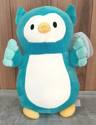 $ CDN39.90 • Buy Kellytoy Squishmallows Hug Mees Dax The Owl 11  Pillow Pet NEW