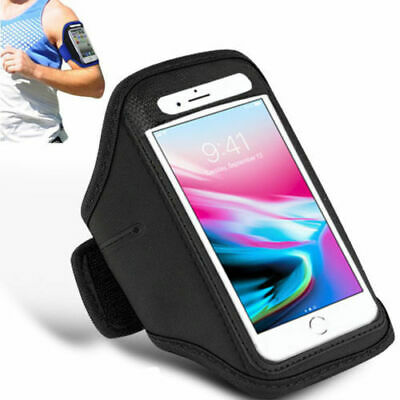 AU9.99 • Buy For APPLE IPhone 12 11 Pro Xr Xs Max 8 7 6s Plus 5 Running Jogging Gym Armband