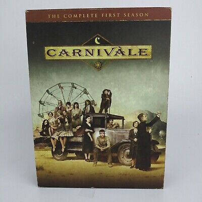 Carnivale: The Complete First Season DVD Set  • 10.73£