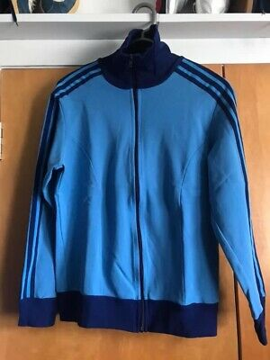 Adidas Vintage Beckenbaur Track Top Small West Germany 1960s Spezial Berlin Argi • 60£