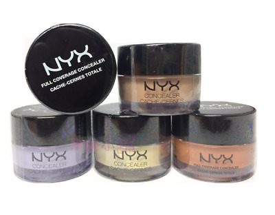 $6.55 • Buy NYX  Full Coverage Dark Circles Concealer Jar ~ Choose  Your Color ~ NEW
