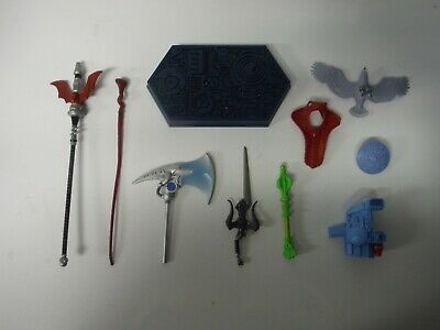 $38.83 • Buy Lot Of He Man Masters Of The Universe 200X Weapons / Accessories Etc Mattel Neca