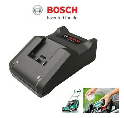 BOSCH AL3620CV Battery Charger (For: Rotak 410-Li Lawnmower) (F016800436) • 45.95£
