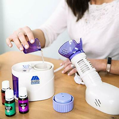 $47.99 • Buy Personal Steam Inhaler For Kids Includes An Aromatherapy Tank And Facial