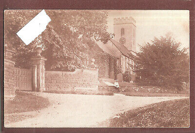 £12.24 • Buy RP Old Dalby Church Nr Melton Mowbray Untitled Postcard Marks To The Back Rare U