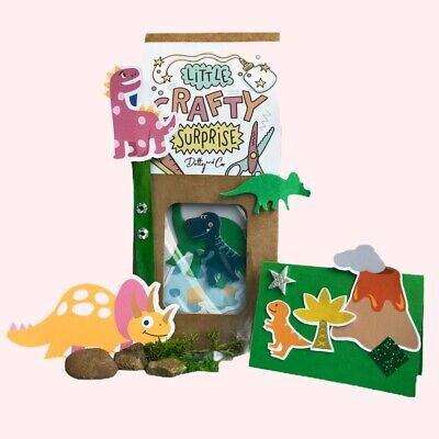 Children's Craft Activities*Craft Box*Party Bag*Stocking Filler*card Making Kit* • 5£