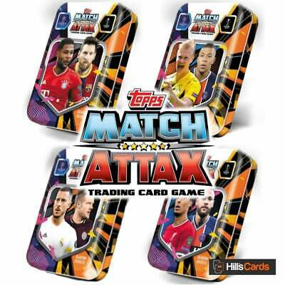 Match Attax 2020/21 Collectors Mini Tin | Choose Design | Football Cards 20/21 • 8.49£