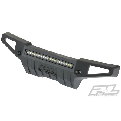 AU99.99 • Buy Proline 6342-01 Pro-Armor Front Bumper With 4in Light Bar X-Maxx Brand New