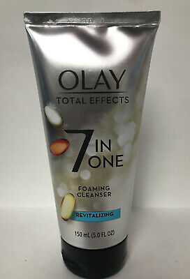 $8.99 • Buy Olay Total Effects 7 In One Revitalizing Foaming Cleanser-5.0oz.