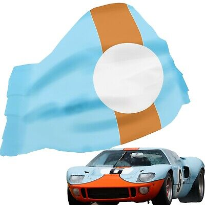 £9.95 • Buy Washable Face Mask Ford GT40 2 Layer Cotton Mouth Covering Reusable Protection