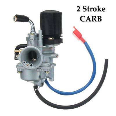 AU34.13 • Buy Carburetor Carb Metal For Yamaha Piaggio Zip Jog 90cc Chinese 2-Stroke Scooter