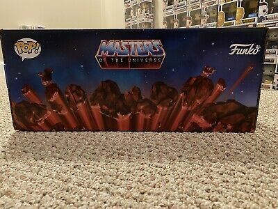 $25 • Buy Funko Pop! Masters Of The Universe Display Box